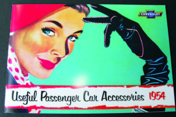 Useful Accessories for 1954