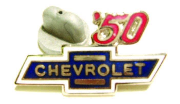 1950 Chevy Pin
