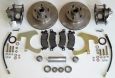 1949-50 Complete Disc Brake Kit