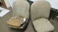 1949-1954 CHEVY SEDAN DELIVERY FRONT BUCKET SEATS (PAIR)